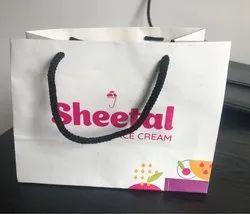 Multi Color Printed Paper Bag, Capacity: 2kg