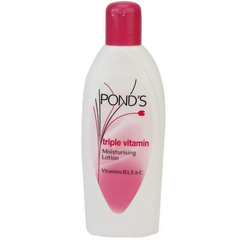 Pond's Ponds Lotions, for Personal/Parlour