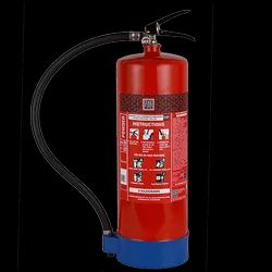 9 Kg Ms Sp Red (Gun Housing) ABC Powder-Based Portable & Wheeled Extinguisher Map 90