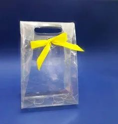 White Transparent Bag, Usage: Gift Box
