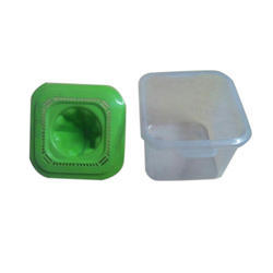 Plastic Box Container Mould, Capacity: 10-50 gm