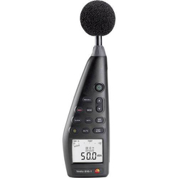 testo 30 to 130 dB Sound Level Transmeter, Accuracy: 1.4 dB, Model Name/Number: 816