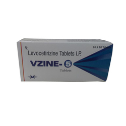 Levocetrizine IP Tablet