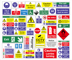 Sign Boards Construction Signs Board Manufacturer From
