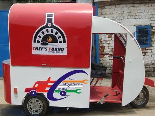 Electric Food Catering Van