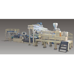 Single Layer Pet Sheet Extruder