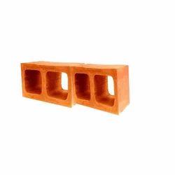 Clay Fire Brick, Size: Medium, Thickness: 6 - 8 mm