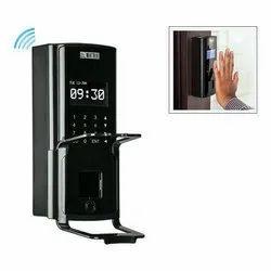 Matrix Palm Vein based Door Controller