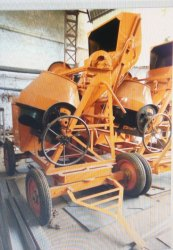JSC059 Cement Concrete Mixer