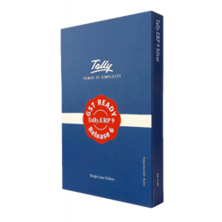 Tally erp 9 GST Ready Software (GST Extra)