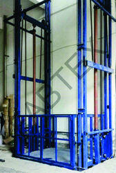 Fabtex Industrial Lift, Capacity(ton): 1-2 and 3-4