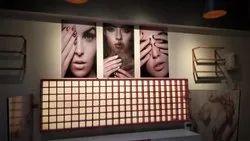 Beauty Salon Interior Designing Services