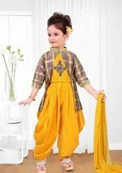Kids Girls Indian Readymade Garments