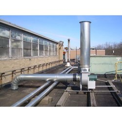 Industrial Air Ducting