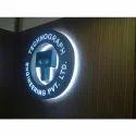 LED Round Signage Logo