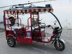 Kuku Electric Rickshaw