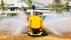 Disinfectant Sanitizing Spray Tanker - COVID 19 Fight