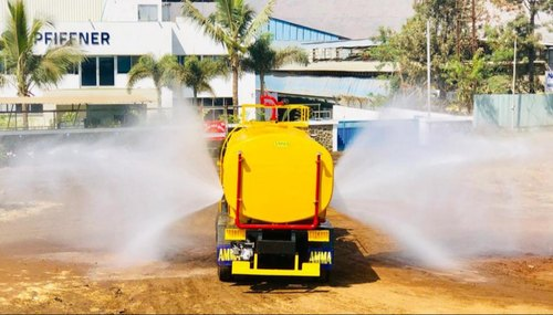 Disinfectant Sanitizing Spray Tanker - COVID 19 Fight