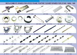 Textile spinning Spares for Clearer Spares