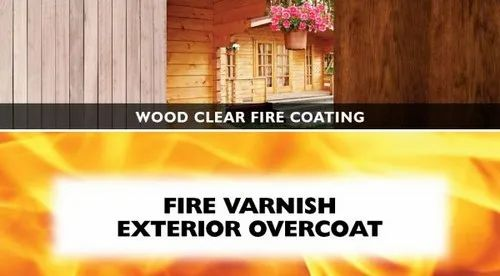 MGM Fire Varnish Exterior Overcoat