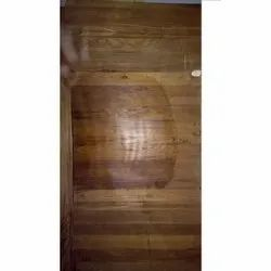 Brown Wooden Laminated Plywood, For Furniture, Thickness: 4mm