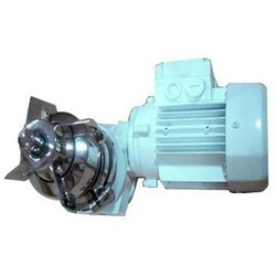 Sealless Magnetic Drive Bottom Mixers