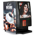 Cafe Desire Vending Machine