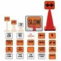 Road Safety Signage Stickers