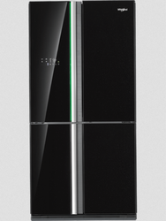 Whirlpool Carbon Black French Door Bottom Mount (678 Ltr) Refrigerator