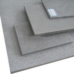Gray Color Bison Board, Thickness: 4 -25 mm
