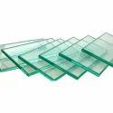 Transparent Toughened Glass Facades