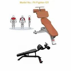 Fit Fighter 121 Adjustable Abdominal Bench