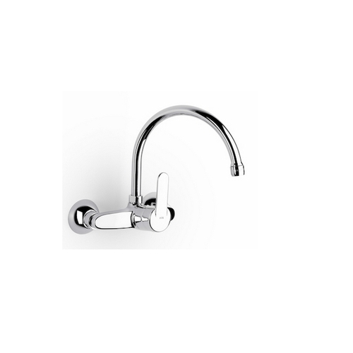Roca Victoria Wall Mounted Kitchen Sink Mixer Sink Mixer Taps
