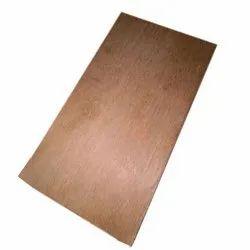 Poplar Teak Wood 11mm Designer Plywood Sheet, for Furniture