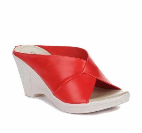 7da0c0b2fb1 Red Senorita Women Cherry Slippers (LAF-0148)
