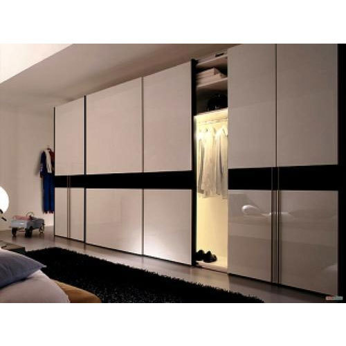 Bedroom Sliding Doors Wardrobes Height 6 Feet Rs 1200 Square Feet Id 18995454262
