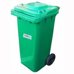Foot Pedal Wheel Dustbin