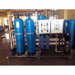 Automatic Industrial RO Purifier