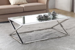 Stainless Steel Center Table