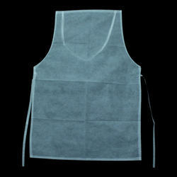 Available In Many Color Non Woven Apron