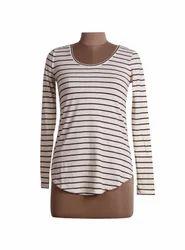 Ladies Stripes Top