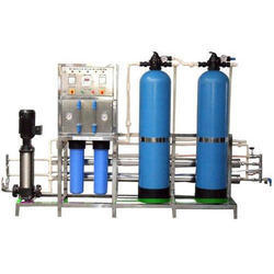 500 LPH Commercial RO Water Treatment Plant
