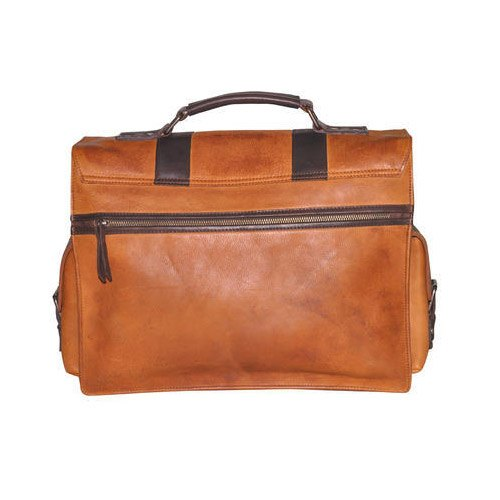 SLC-BC-01 Leather Men Briefcase
