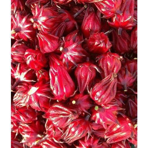 Dry Roselle Flowers, Pack Size: 1 kg - 15 kg