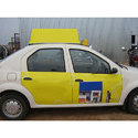 Taxicab Advertising Service