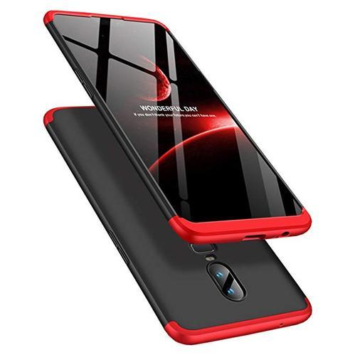 new arrival 60d1f d13a3 Full Body 3 In 1 Slim Fit Complete 3d 360 Degree Hard Bumper Back Case  Cover For One Plus 6