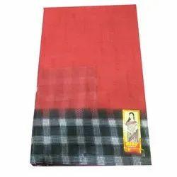 Minu Festive Wear Ladies South Indian Silk Cotton Saree