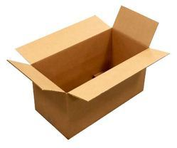 Rectangular Corrugated Box