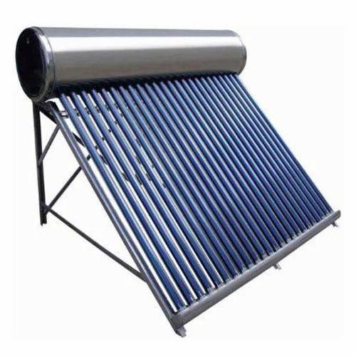 Termotanque solar de acero inoxidable 300L