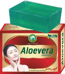 Aloevera Cleansing Bar